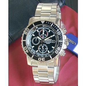 腕時計 クロノグラフ セイコー 逆輸入 SEIKO SNA225PC セイコー メンズ 腕時計|tokeiten
