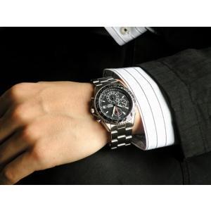 セイコー 腕時計 レビュー7年保証 逆輸入 クロノグラフ 腕時計 SND253PC セイコー SEIKO 正規海外モデル ギフト 贈り物|tokeiten|03