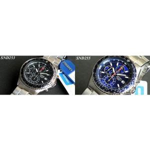 セイコー 腕時計 レビュー7年保証 逆輸入 クロノグラフ 腕時計 SND253PC セイコー SEIKO 正規海外モデル ギフト 贈り物|tokeiten|04