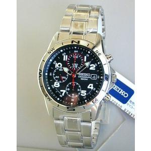SEIKO ミリタリー クロノグラフ SND375P1 正規海外モデル ミリタリー アウトドア メンズ 腕時計 逆輸入 tokeiten