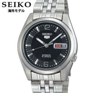 SEIKO セイコー 逆輸入 海外モデル アナログ メンズ 腕時計 ウォッチ 銀 シルバー SNK393K1 tokeiten
