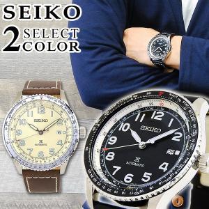 SEIKO セイコー 逆輸入 機械式 メカニカル 自動巻き SRPB-SELECT2 SRPB59K1 SRPB61K1 メンズ 腕時計 海外モデル 革ベルト レザー カジュアル tokeiten