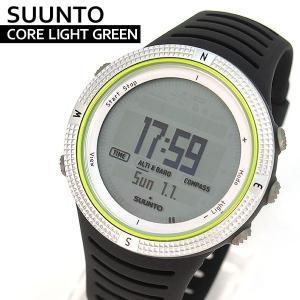 SUUNTO スント SS013318010 海外モデル デジタル メンズ 腕時計 ウォッチ 黒 ブラック|tokeiten