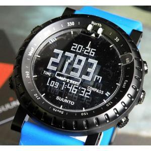 スント SUUNTO コア CORE ブルークラッシュ SS018731000 スント 腕時計|tokeiten