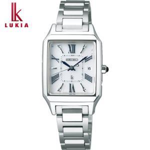 ポイント最大7倍 セイコー ルキア スタンダードコレクション リニューアルモデル レディース SSVW159 腕時計 白 ホワイト 銀 国内正規品|腕時計 メンズ アクセの加藤時計店