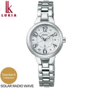 ポイント最大7倍 セイコー ルキア ソーラー電波 スタンダードコレクション レディース SSVW187 ウォッチ 時計 腕時計 銀 シルバー 国内正規品|腕時計 メンズ アクセの加藤時計店