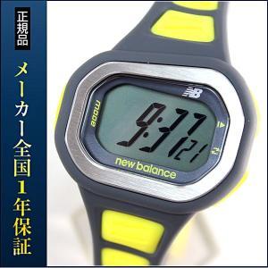 25日から最大35倍 new balance STYLE 500 ニューバランス 腕時計 メンズ ランニングウォッチ スポーツウォッチ ST-500-003 グレー×ライム|tokeiten