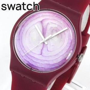 SWATCH スウォッチ SUOP105 ONIONE オニオーネ ユニセックス メンズ レディース 腕時計|tokeiten