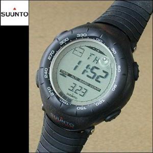 BOX訳あり スント SUUNTO ベクター Vector ブラック SS010600110 アウトドア  腕時計|tokeiten