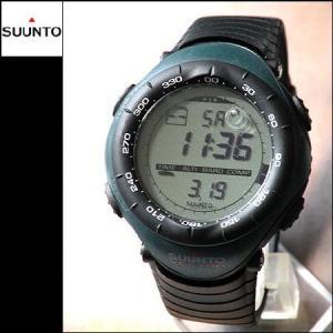 全品スント SUUNTO ベクター Vector グリーン アウトドア  腕時計|tokeiten