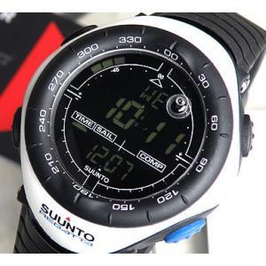 スント SUUNTO ベクター レガッタ REGATTA ホワイト メンズ 腕時計|tokeiten