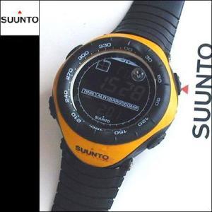 全品スント SUUNTO ベクター Vector イエロー スント 腕時計 SS010600610|tokeiten
