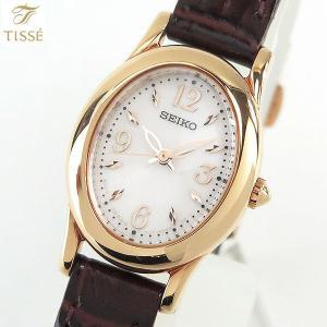 ポイント最大36倍 レビュー7年保証 セイコー ティセ 腕時計 SEIKO TISSE ソーラー レディース 時計 スーツ SWFA148 国内正規品|tokeiten