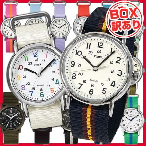 BOX訳あり セール タイメックス TIMEX ウイークエンダー WEEKENDER キャンパー ユニセックス 腕時計 タイメックス 選べる10種類|tokeiten