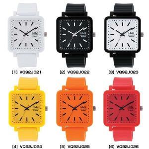 レビューを書いてゆうメールで送料無料 CITIZEN シチズン Q&Q 選べる10モデル レディース ユニセックス メンズ 腕時計 チープシチズン チプシチ|tokeiten|02