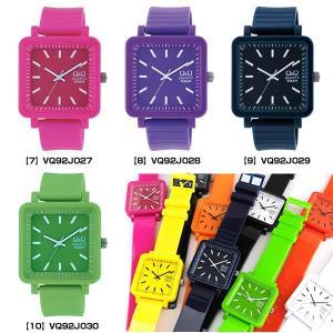 レビューを書いてゆうメールで送料無料 CITIZEN シチズン Q&Q 選べる10モデル レディース ユニセックス メンズ 腕時計 チープシチズン チプシチ|tokeiten|03