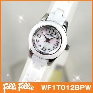 Folli Follie フォリフォリ レディース 腕時計 セラミック WF1T012BPW|tokeiten
