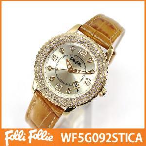 Folli Follie フォリフォリ レディース 腕時計 WF5G092STICA|tokeiten