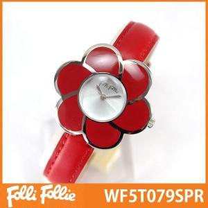 Folli Follie フォリフォリ レディース 腕時計 WF5T079SPR|tokeiten