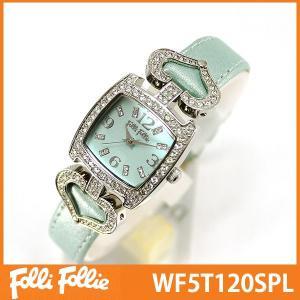 Folli Follie フォリフォリ レディース 腕時計 WF5T120SPL|tokeiten