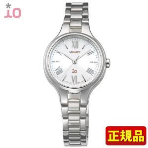 ポイント最大26倍 ORIENT オリエント io イオ WI0111SD レディース 腕時計 ソーラー電波 国内正規品|tokeiten
