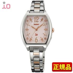 ポイント最大26倍 ORIENT オリエント io イオ レディース 腕時計コスチュームジュエリー 銀 シルバー WI0161SD ソーラー電波時計 電波 ソーラー|tokeiten