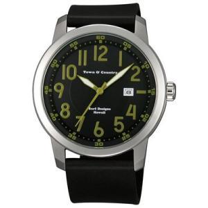 ポイント最大26倍 オリエント ORIENT タウン&カントリー 腕時計 メンズ WS00711A|tokeiten