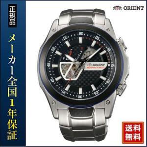 ポイント最大26倍 オリエント ORIENT 腕時計 メンズ スピードテック 自動巻き 手巻き付き WV0011DA|tokeiten