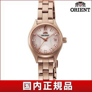 ポイント最大35倍 ORIENT オリエント Neo70s ネオセブンティーズ WV0191SZ スターカット レディース 女性用 腕時計 金 ピンクゴールド|tokeiten