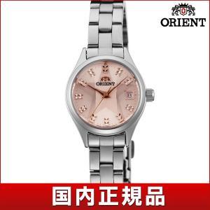 ポイント最大35倍 ORIENT オリエント Neo70s ネオセブンティーズ WV0211SZ スターカット レディース 女性用 腕時計 シルバー ピンク|tokeiten