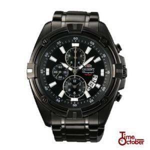 ポイント最大26倍 オリエント ORIENT 腕時計 メンズ クロノグラフ WORLD STAGE Collection WV0291TT|tokeiten