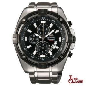ポイント最大26倍 オリエント ORIENT 腕時計 メンズ クロノグラフ WORLD STAGE Collection WV0301TT|tokeiten