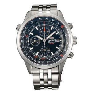 ポイント最大21倍 オリエント ORIENT 腕時計 メンズ クロノグラフ MADE IN JAPAN WV0321TD tokeiten