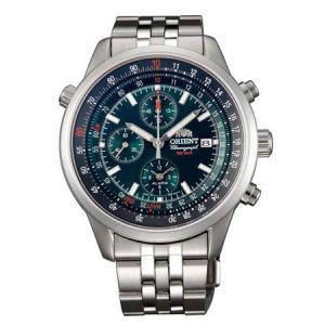 ポイント最大21倍 オリエント ORIENT 腕時計 メンズ クロノグラフ MADE IN JAPAN WV0341TD tokeiten