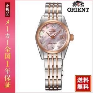 ポイント最大26倍 ORIENT オリエント WORLD STAGE Collection WV0541NR 機械式 自動巻き オートマチック レディース 腕時計 国内正規品|tokeiten