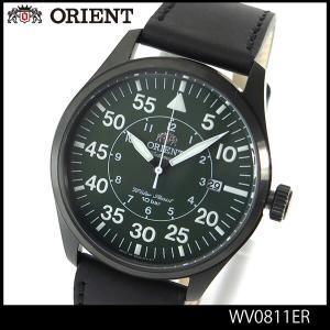 ポイント最大26倍 ORIENT オリエント WORLD STAGE Collection ワールドステージコレクション WV0811ER オートマチック 自動巻き グリーン 緑 メンズ 腕時計|tokeiten