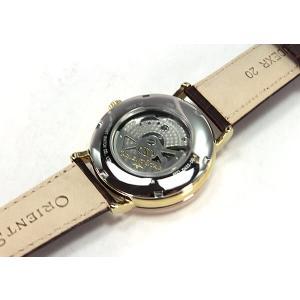 カレンダー付 オリエント スター 腕時計 ORIENTSTAR 自動巻き メカニカル クラシック スケルトン WZ0141DK メンズ 腕時計 国内正規品|tokeiten|05