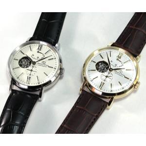 カレンダー付 オリエント スター 腕時計 ORIENTSTAR 自動巻き メカニカル クラシック スケルトン WZ0141DK メンズ 腕時計 国内正規品|tokeiten|06