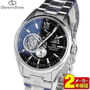 カレンダー付 ORIENT STAR オリエントスター モダンスケルトン WZ0181DK 国内正規品 メンズ 腕時計機械式 自動巻き 手巻き付き|tokeiten