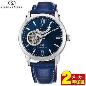 ストアポイント10倍 ORIENT オリエント ORIENT STAR オリエントスター 自動巻き メンズ 腕時計 セミスケルトン WZ0226DA tokeiten