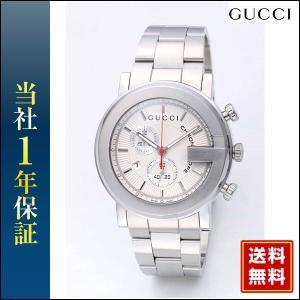 GUCCI グッチ YA101339 クロノグラフ メンズ 腕時計 時計 海外モデル|tokeiten