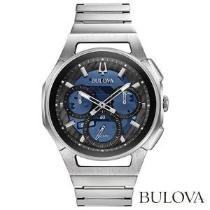 BULOVA  96A205 CURV  Chronograph|tokeiya-ito