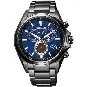 CITIZEN 腕時計 アテッサ AT3055-57L エコドライブ電波クロノ 30周年記念限定モデル 1800本|tokeiya-ito