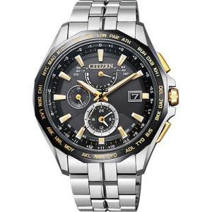 CITIZEN 腕時計 アテッサ AT9095-50E エコドライブ電波クロノ 30周年記念|tokeiya-ito