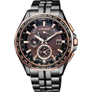 CITIZEN 腕時計 アテッサ AT9096-73E エコドライブ電波クロノ 30周年記念限定 世界限定モデル 1800本|tokeiya-ito