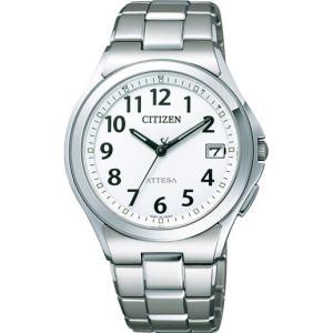 CITIZEN 腕時計 アテッサ ATD53-2847 エコドライブ電波スーパーチタニウム|tokeiya-ito
