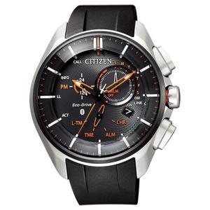 CITIZEN BZ1041-06E  『エコ・ドライブ Bluetooth』 スマートフォンとリンクするアナログ腕時計|tokeiya-ito