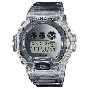 カシオ G-SHOCK 「Clear Skeleton」が登場。 DW-6900SK-1JF|tokeiya-ito