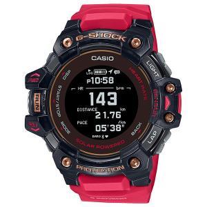 カシオ G-SHOCK GBD-H1000-4A1JR ジー・スクワッドの心拍計とGPS機能を搭載したGBD-H1000シリーズ|tokeiya-ito