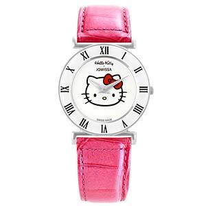 JOWISSA ジョウィサ J10 J10.049.M キティーとのコラボクオーツ腕時計 スイスメイドの安心できる商品を正規販売店の時計屋イトウで|tokeiya-ito